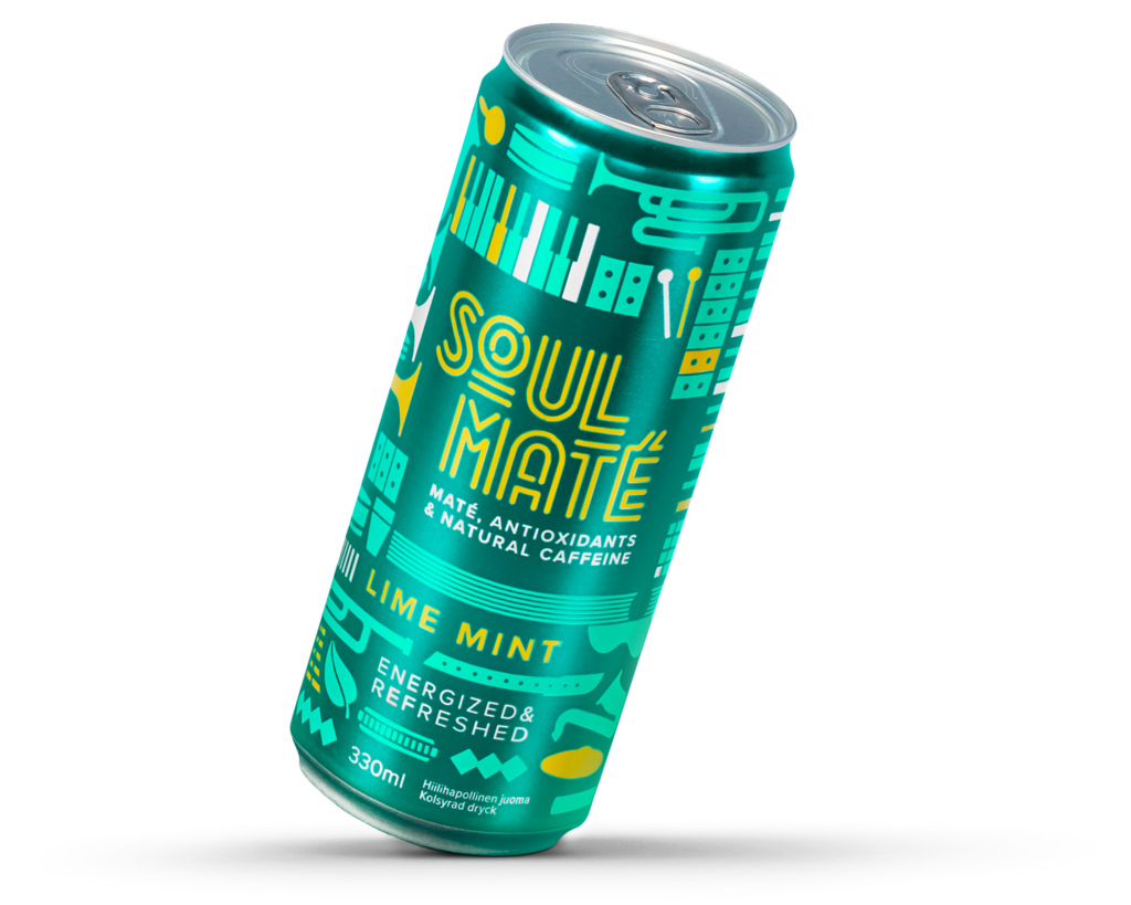 Soul Mate - Lime Mint - Primary - Transparent